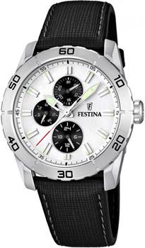 fashion наручные  мужские часы Festina 16607.1. Коллекция Multifunction