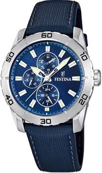 fashion наручные  мужские часы Festina 16607.2. Коллекция Multifunction