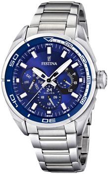 fashion наручные  мужские часы Festina 16608.4. Коллекция Multifunction