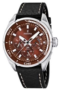 fashion наручные  мужские часы Festina 16609.2. Коллекция Multifunction