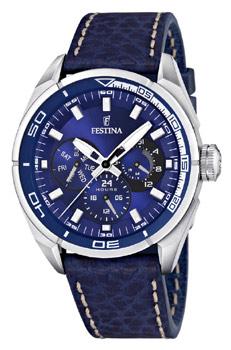 fashion наручные  мужские часы Festina 16609.3. Коллекция Multifunction