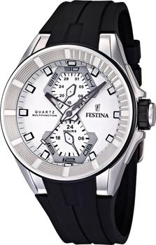 fashion наручные  мужские часы Festina 16611.1. Коллекция Multifunction