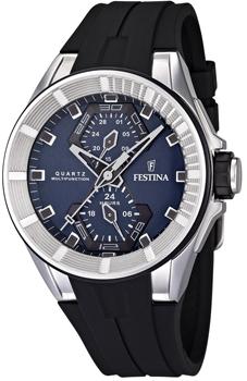 fashion наручные  мужские часы Festina 16611.3. Коллекция Multifunction