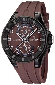 fashion наручные  мужские часы Festina 16612.2. Коллекция Multifunction