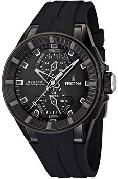 fashion наручные  мужские часы Festina 16612.4. Коллекция Multifunction