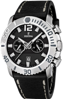 fashion наручные  мужские часы Festina 16614.4. Коллекция Chronograph