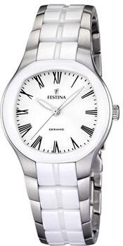 fashion наручные  женские часы Festina 16626.2. Коллекция Ceramic