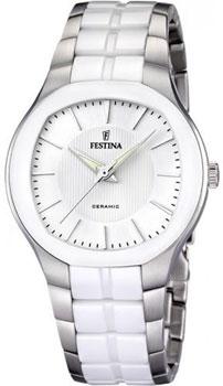 fashion наручные  мужские часы Festina 16627.1. Коллекция Ceramic