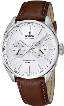fashion наручные  мужские часы Festina 16629.1. Коллекция Multifunction