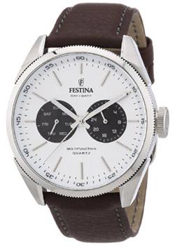 fashion наручные  женские часы Festina 16629.2. Коллекция Multifunction