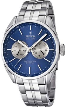 fashion наручные  мужские часы Festina 16630.3. Коллекция Multifunction
