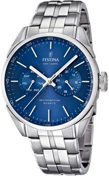 fashion наручные  мужские часы Festina 16630.4. Коллекция Multifunction