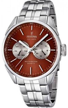 fashion наручные  мужские часы Festina 16630.6. Коллекция Multifunction