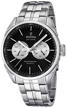 fashion наручные  мужские часы Festina 16630.7. Коллекция Multifunction