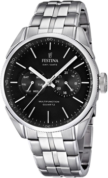 fashion наручные  мужские часы Festina 16630.8. Коллекция Multifunction