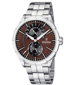 fashion наручные  мужские часы Festina 16632.6. Коллекция Multifunction