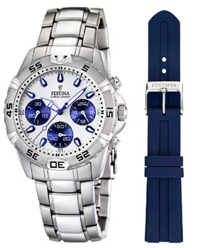 fashion наручные  мужские часы Festina 16635.1. Коллекция Estuche
