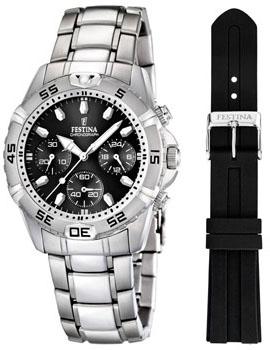 fashion наручные  мужские часы Festina 16635.4. Коллекция Estuche