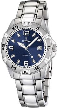 fashion наручные  мужские часы Festina 16636.3. Коллекция Estuche