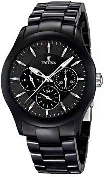 fashion наручные  мужские часы Festina 16639.2. Коллекция Ceramic