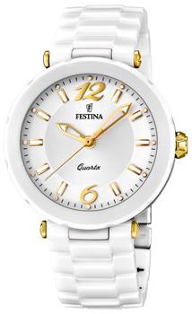 fashion наручные  мужские часы Festina 16640.3. Коллекция Ceramic