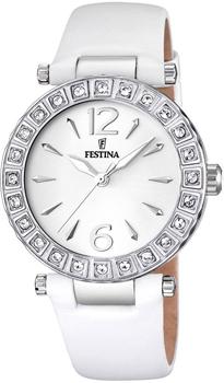 fashion наручные  женские часы Festina 16645.1. Коллекция Dream