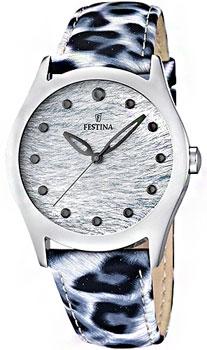 fashion наручные  женские часы Festina 16648.1. Коллекция Lady
