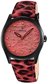 fashion наручные  женские часы Festina 16649.2. Коллекция Lady