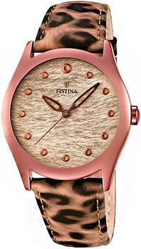fashion наручные  женские часы Festina 16649.4. Коллекция Lady