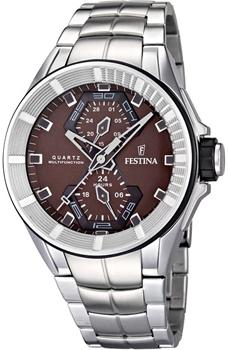 fashion наручные  мужские часы Festina 16652.2. Коллекция Sport