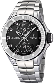 fashion наручные  мужские часы Festina 16652.4. Коллекция Sport
