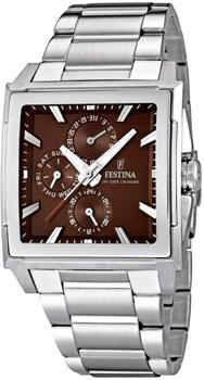 fashion наручные  мужские часы Festina 16653.2. Коллекция Multifunction