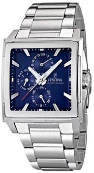 fashion наручные  мужские часы Festina 16653.3. Коллекция Multifunction
