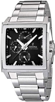 fashion наручные  мужские часы Festina 16653.4. Коллекция Multifunction