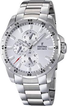 fashion наручные  мужские часы Festina 16662.1. Коллекция Multifunction