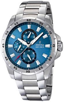 fashion наручные  мужские часы Festina 16662.2. Коллекция Multifunction