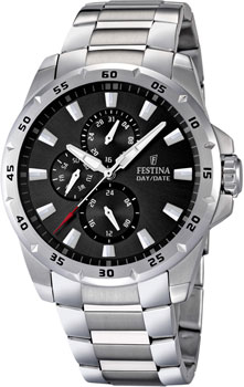 fashion наручные  мужские часы Festina 16662.3. Коллекция Multifunction