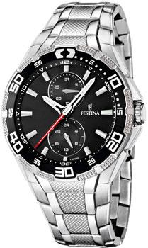 fashion наручные  мужские часы Festina 16663.4. Коллекция Multifunction