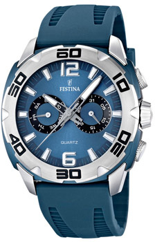 fashion наручные  мужские часы Festina 16665.3. Коллекция Sport