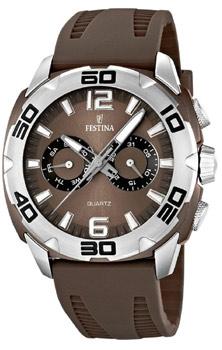fashion наручные  мужские часы Festina 16665.4. Коллекция Sport