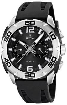 fashion наручные  мужские часы Festina 16665.8. Коллекция Sport