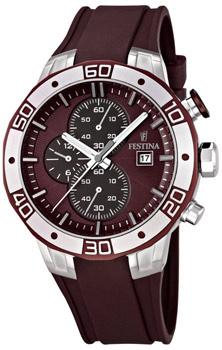 fashion наручные  мужские часы Festina 16667.3. Коллекция Sport