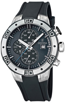 fashion наручные  мужские часы Festina 16667.4. Коллекция Sport