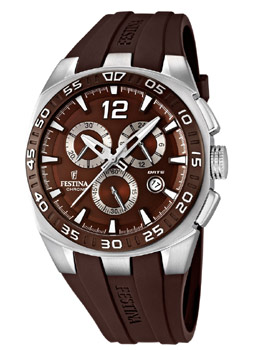 fashion наручные  мужские часы Festina 16668.3. Коллекция Sport