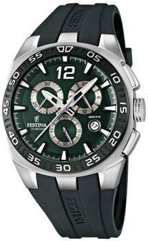 fashion наручные  мужские часы Festina 16668.4. Коллекция Chronograph