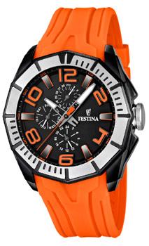 fashion наручные  мужские часы Festina 16670.6. Коллекция Sport