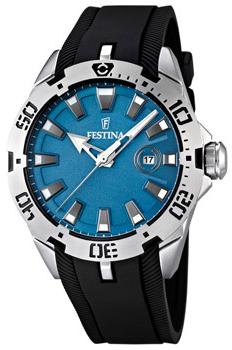 fashion наручные  мужские часы Festina 16671.2. Коллекция Sport