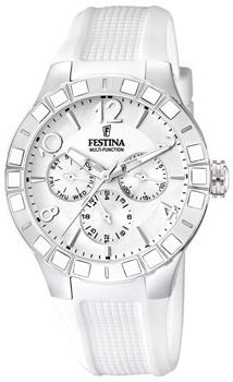 fashion наручные  женские часы Festina 16675.1. Коллекция Sport