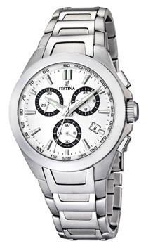 fashion наручные  мужские часы Festina 16678.4. Коллекция Sport