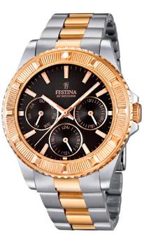 fashion наручные  женские часы Festina 16692.5. Коллекция Vendome Collection